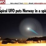 Spiralna vrata iznad Norveške